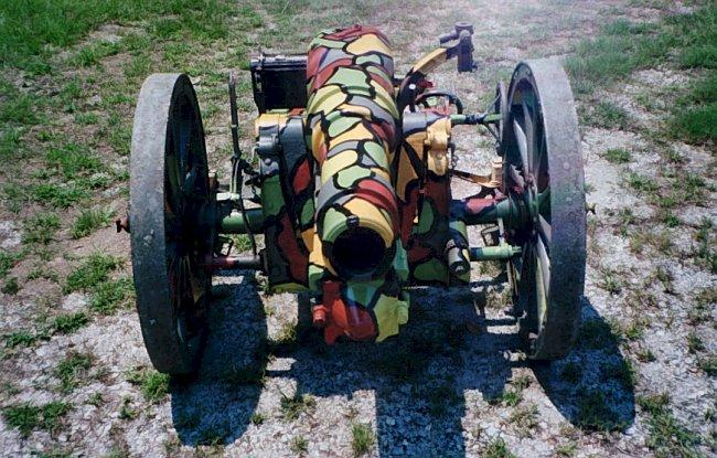 Lovett Artillery - 15cm. schwe...