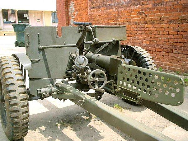 Lovett Artillery - 37mm U S  Anti Tank Gun