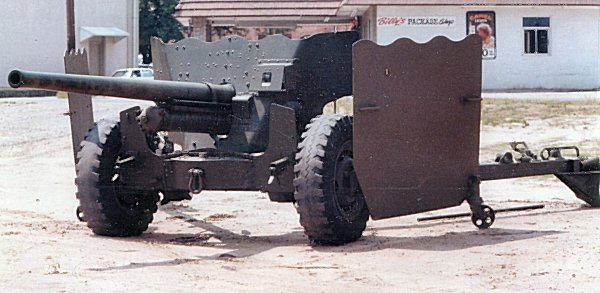 57mm U.S. Anti Tank Gun