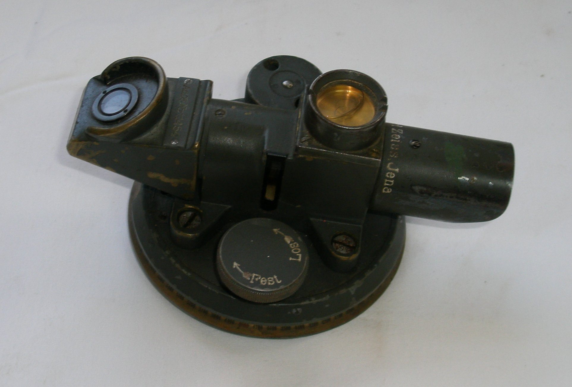 German Foot Amp Field Artillery Related Equipment