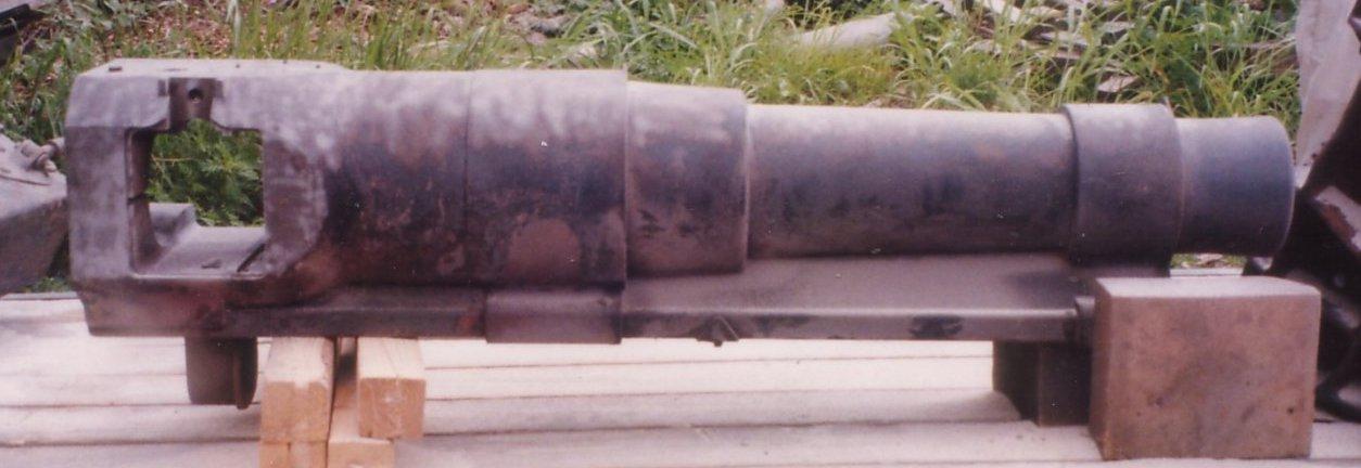155mm迫撃砲T25